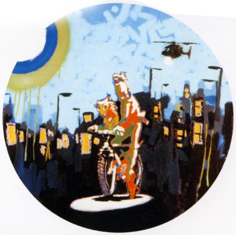 Descobrindo Banksy – Parte 2 Artes & contextos Painting 1999
