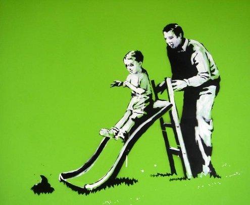 Descobrindo Banksy – Parte 2 Artes & contextos Slide
