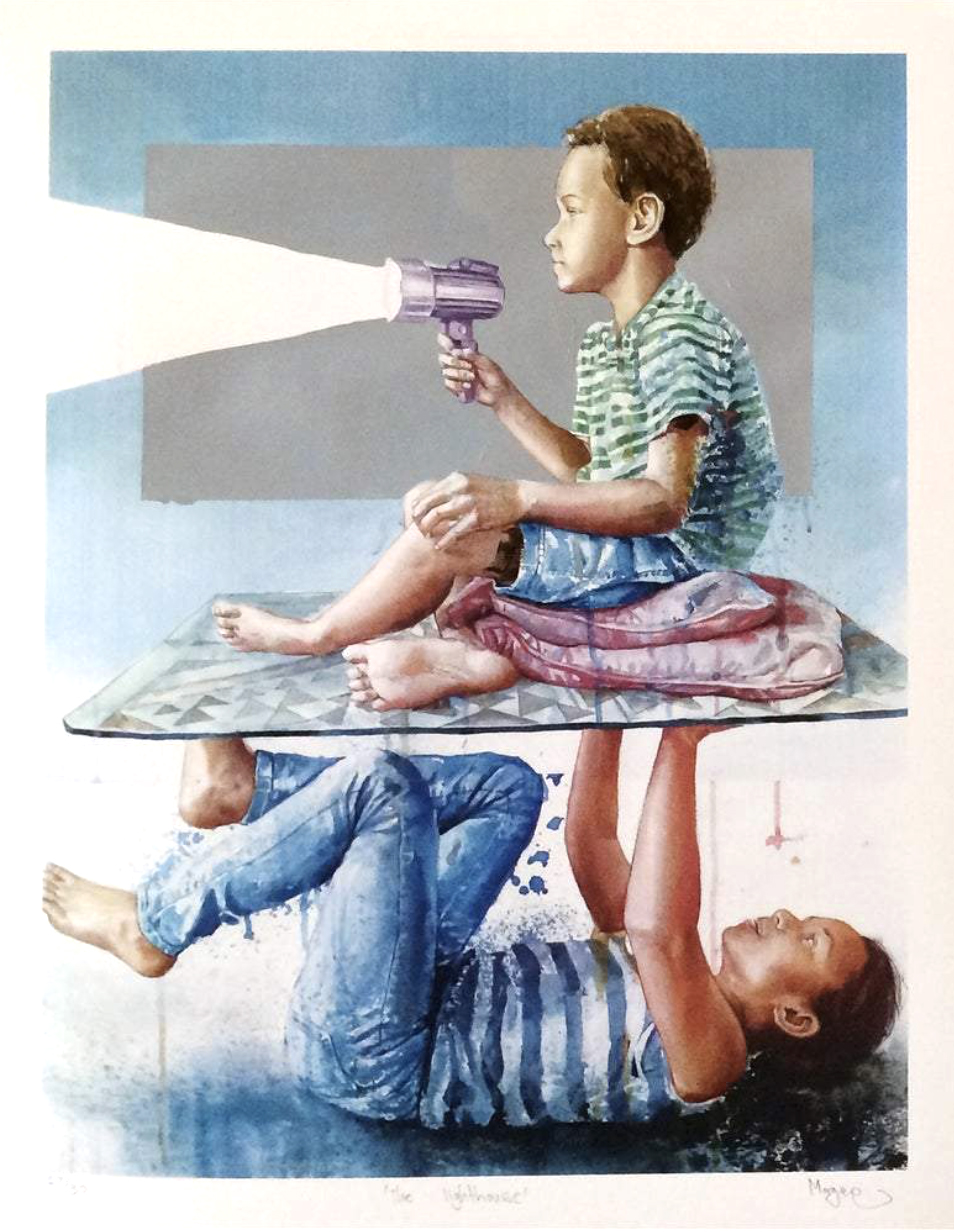 'The Lighthouse' Fintan Magee