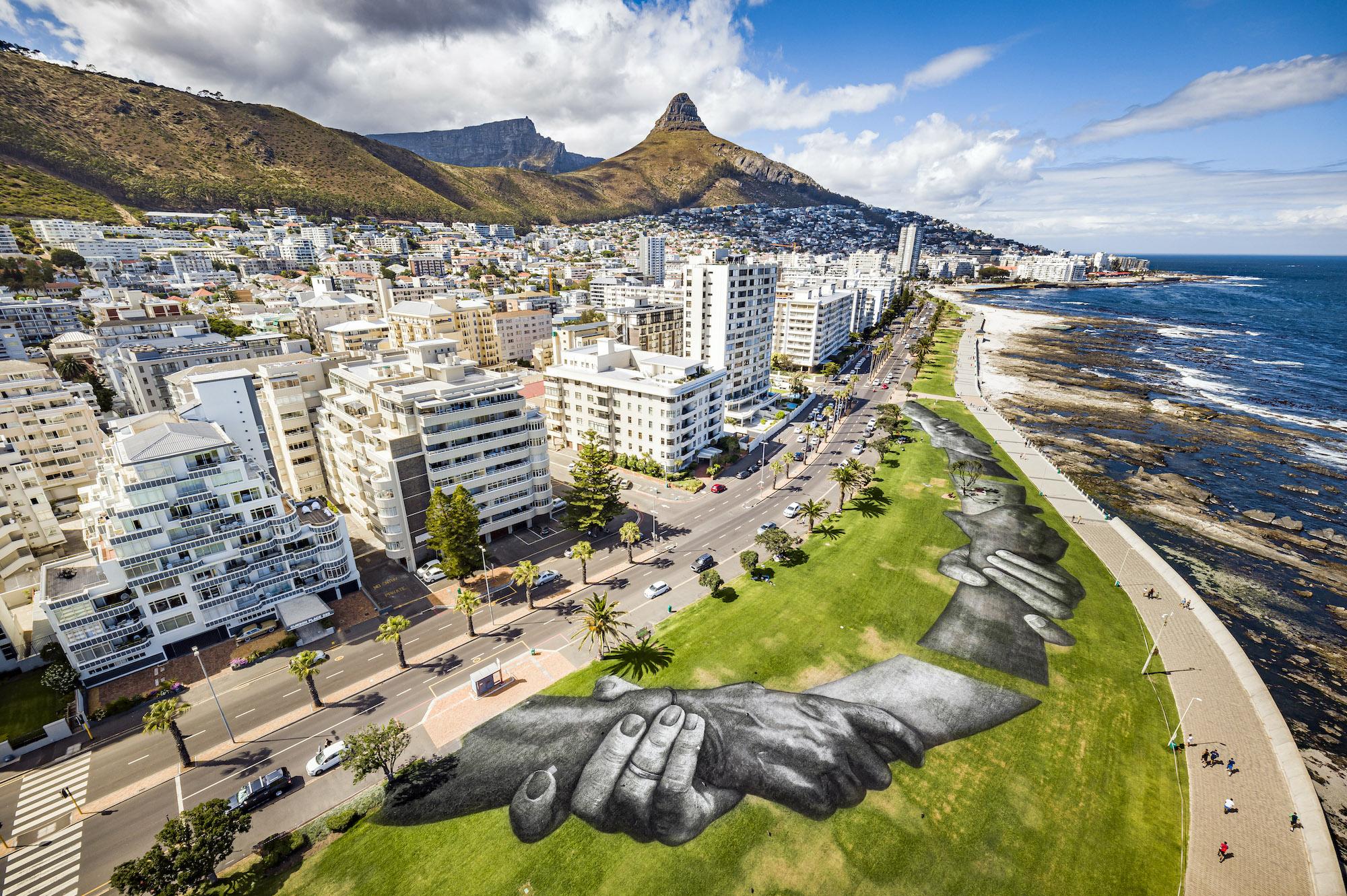 Beyond Walls, SAYPE - Cidade do Cabo, 2019
