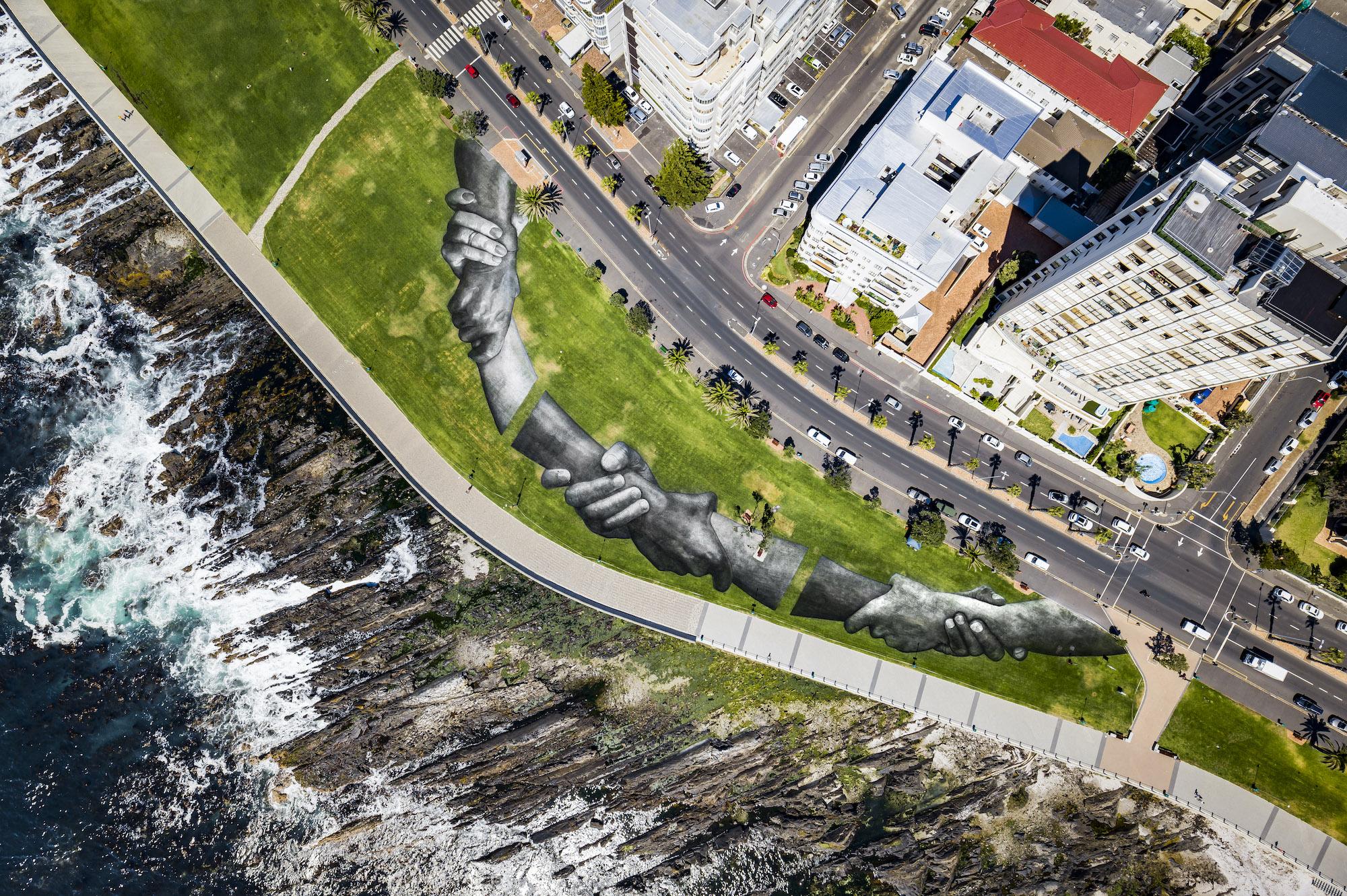 Beyond Walls, SAYPE na Cidade do Cabo Artes & contextos PRESS 03