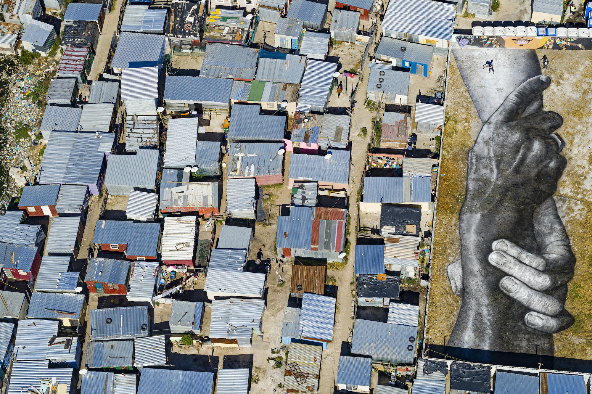 Beyond Walls, SAYPE na Cidade do Cabo Artes & contextos PRESS 05