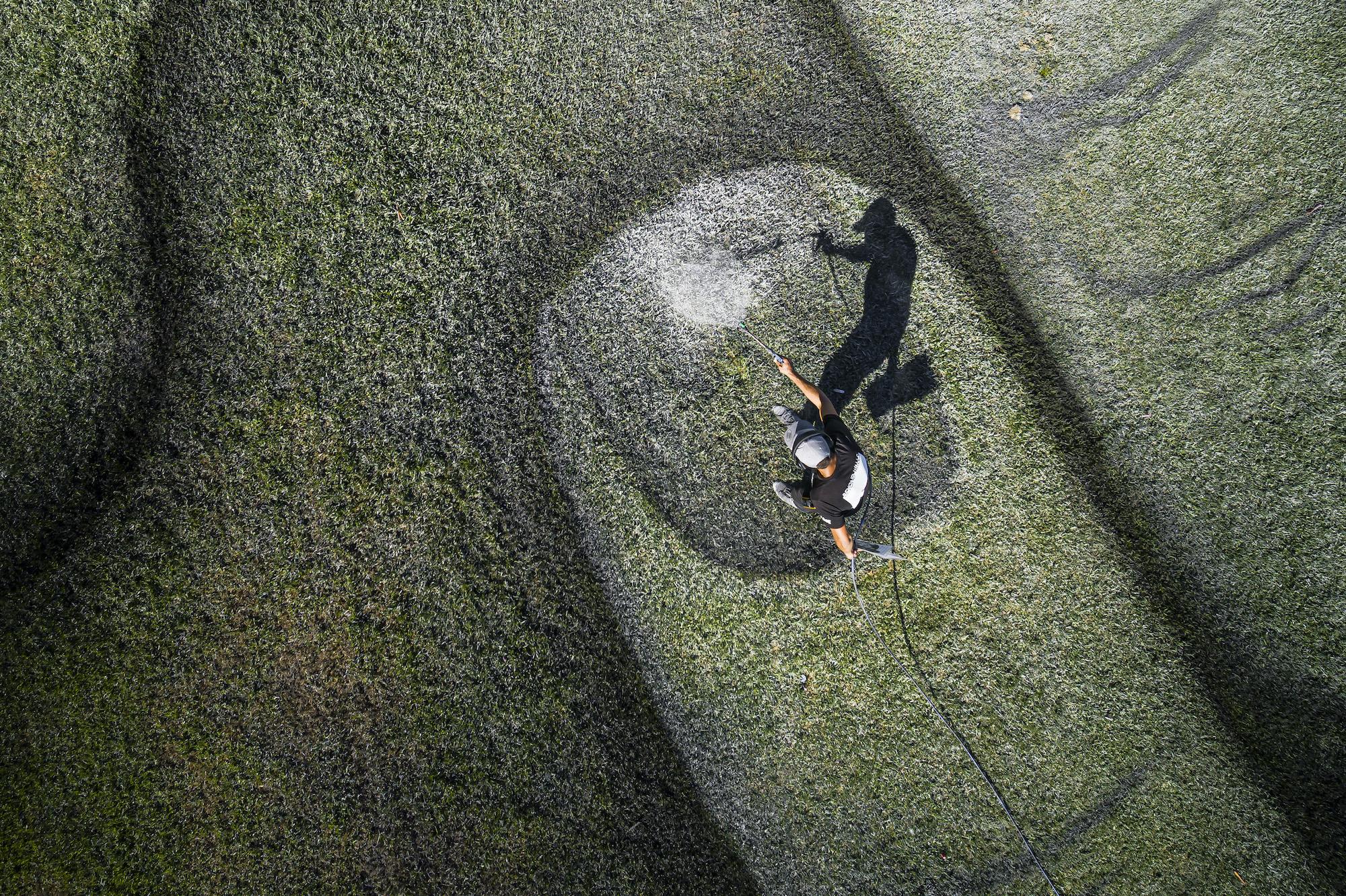 Beyond Walls, SAYPE na Cidade do Cabo Artes & contextos PRESS 12