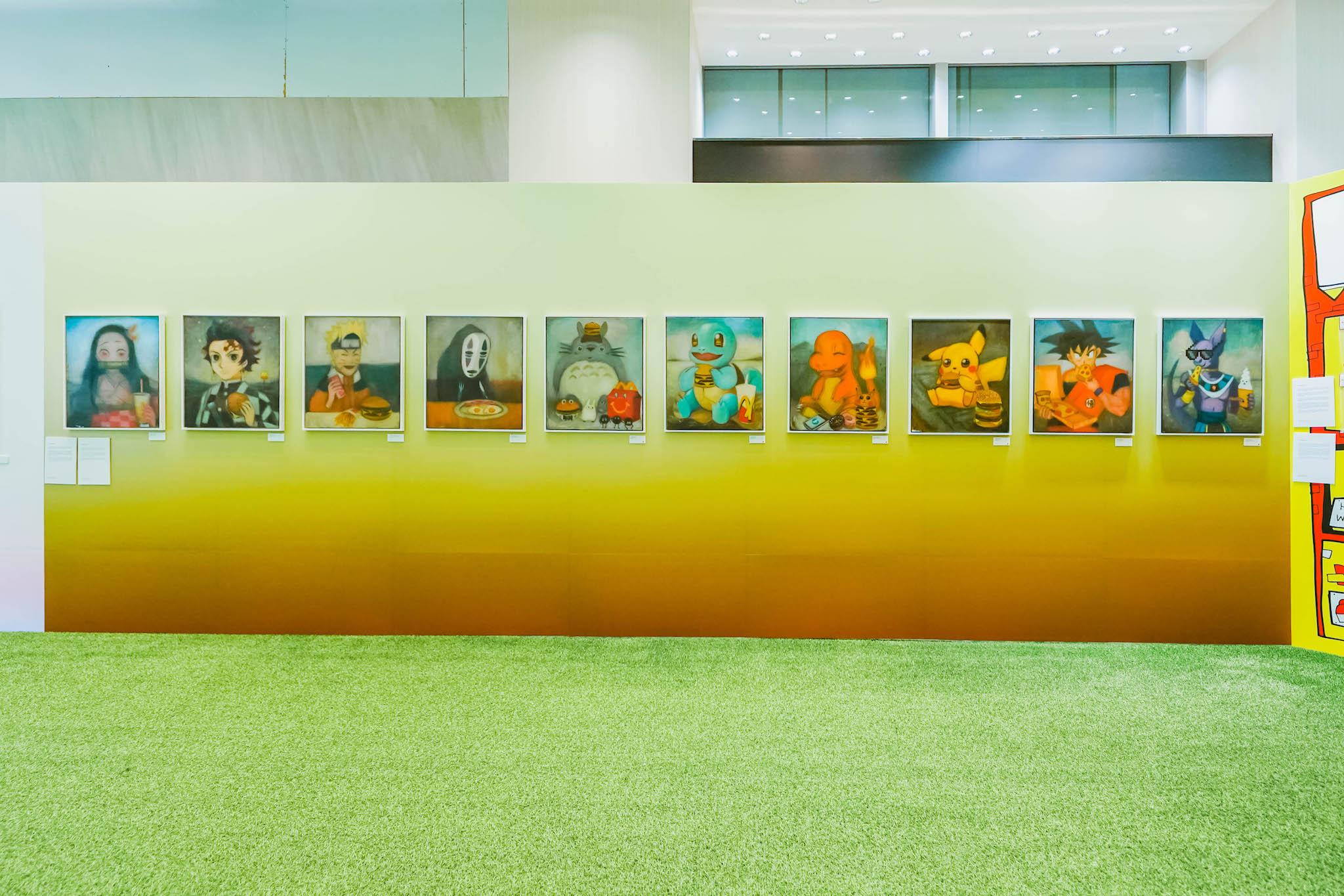 """Exposição coletiva """"Art Bodega"""" no K11 Art Mall, Hong Kong Artes & contextos DSC03602"""