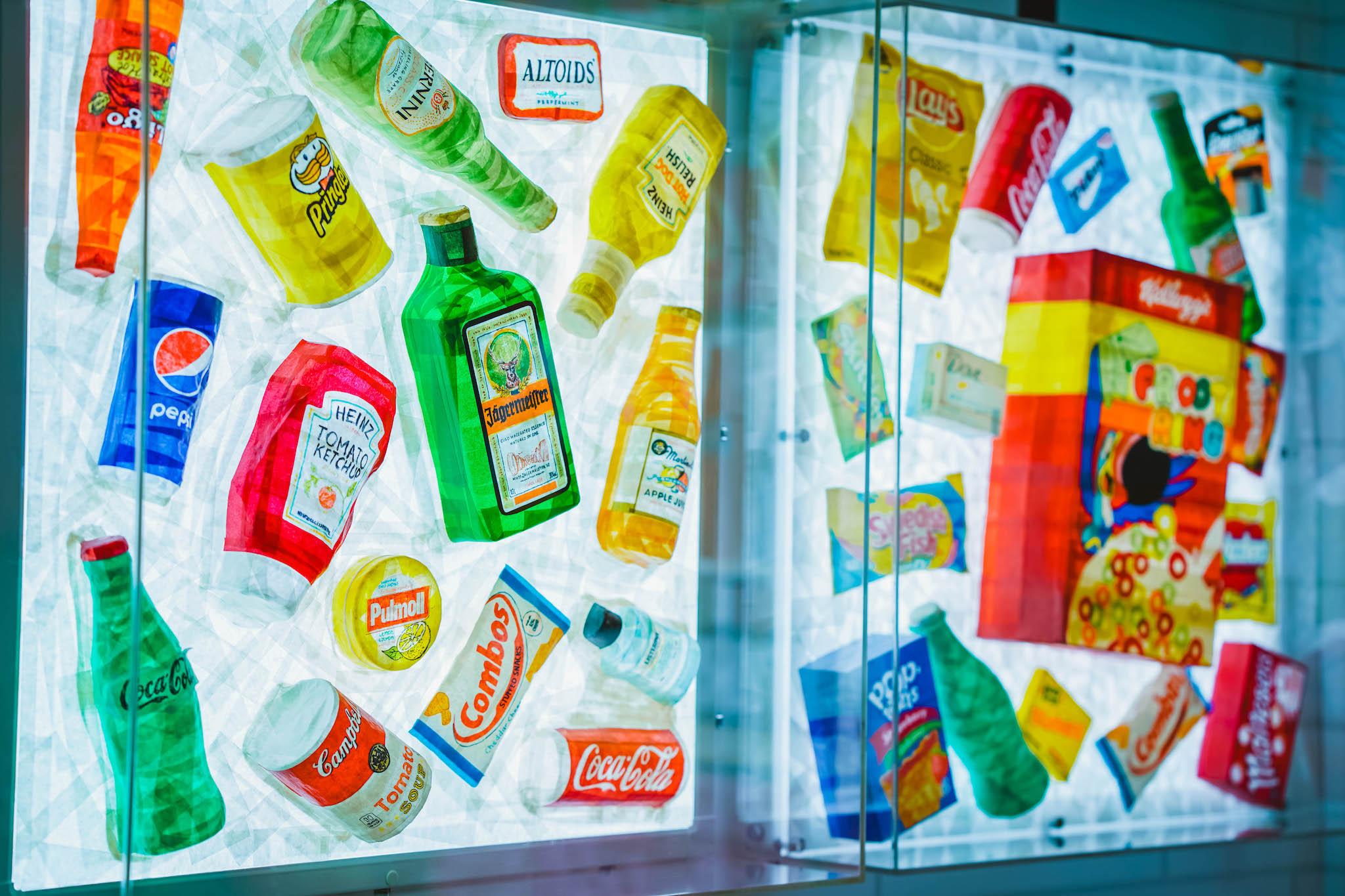 """Exposição coletiva """"Art Bodega"""" no K11 Art Mall, Hong Kong Artes & contextos DSC03626"""