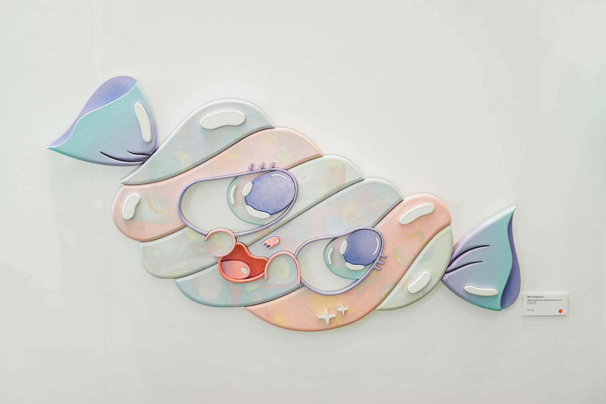 """Exposição coletiva """"Art Bodega"""" no K11 Art Mall, Hong Kong Artes & contextos DSC03653"""