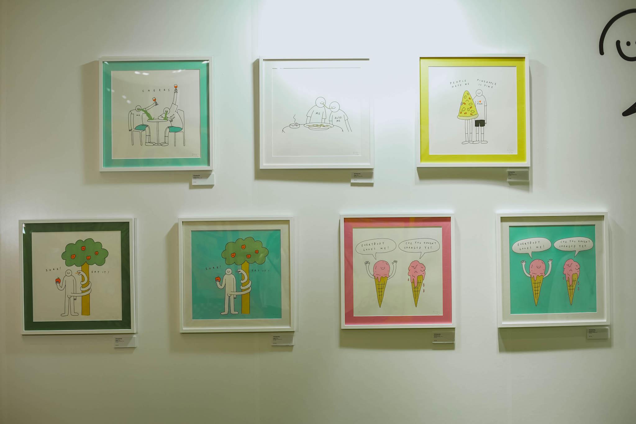 """Exposição coletiva """"Art Bodega"""" no K11 Art Mall, Hong Kong Artes & contextos DSC03701"""