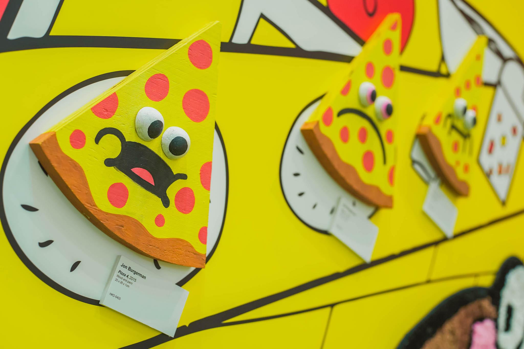"""Exposição coletiva """"Art Bodega"""" no K11 Art Mall, Hong Kong Artes & contextos DSC03765"""