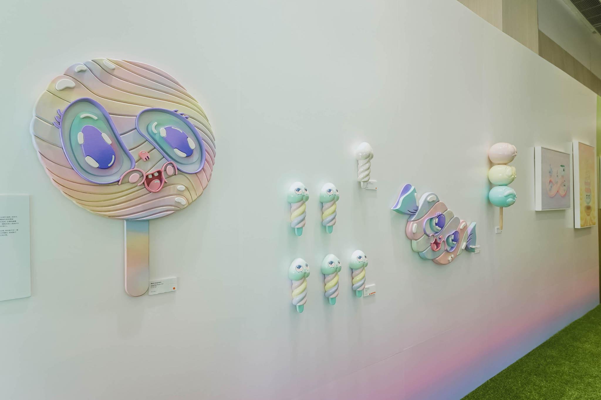 """Exposição coletiva """"Art Bodega"""" no K11 Art Mall, Hong Kong Artes & contextos DSC03917"""