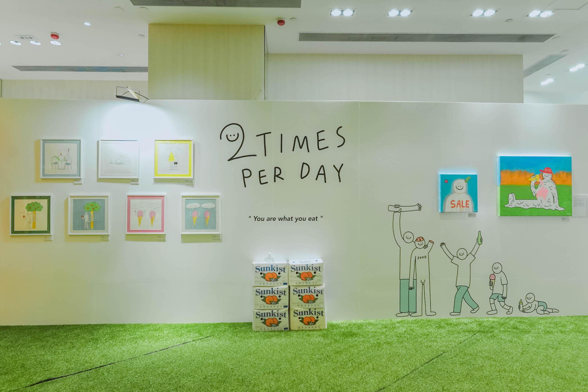 """Exposição coletiva """"Art Bodega"""" no K11 Art Mall, Hong Kong Artes & contextos DSC03927 2"""